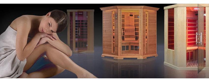 Infrarotkabine/Sauna