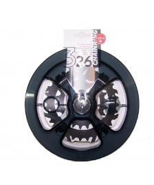 "Hebie chapa empalmable-set Viper s 26-29/"" de plástico negro B 65 mm con puntales"