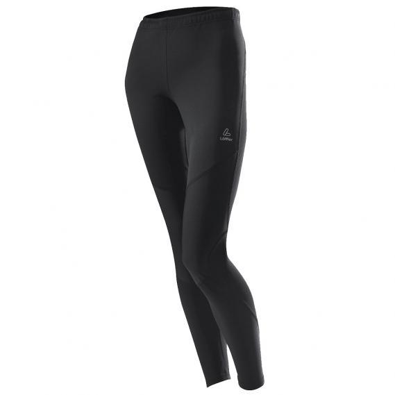 Damen Langlaufbundhose Löffler Tights WS Softshell warm