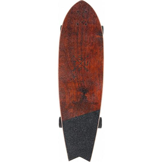 Skateboard Stuf Cruiser Fish