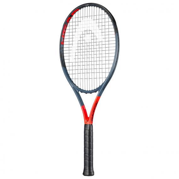 Head Tennisschläger Challenge MP neongelb