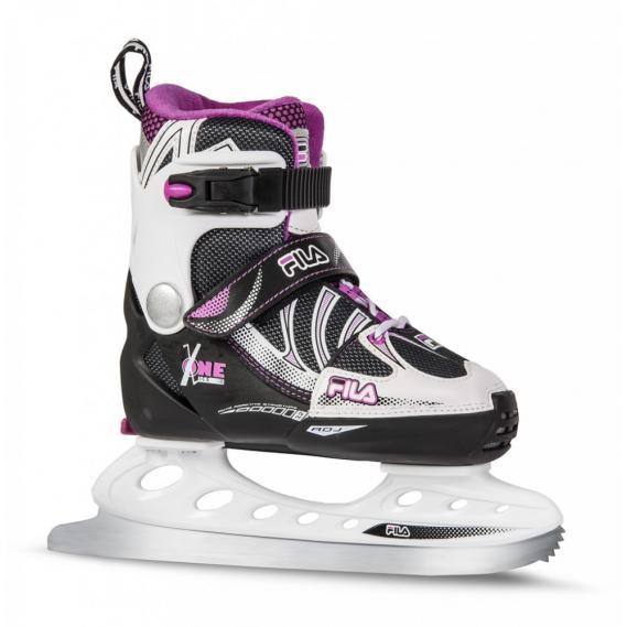 Jugend Eislaufschuh Fila X-One G Ice