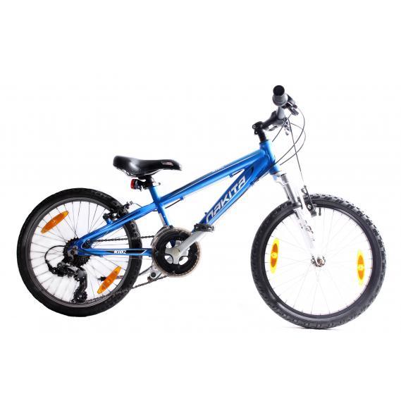 "Gebrauchtes Fahrrad 20"" Nakita Kidz"
