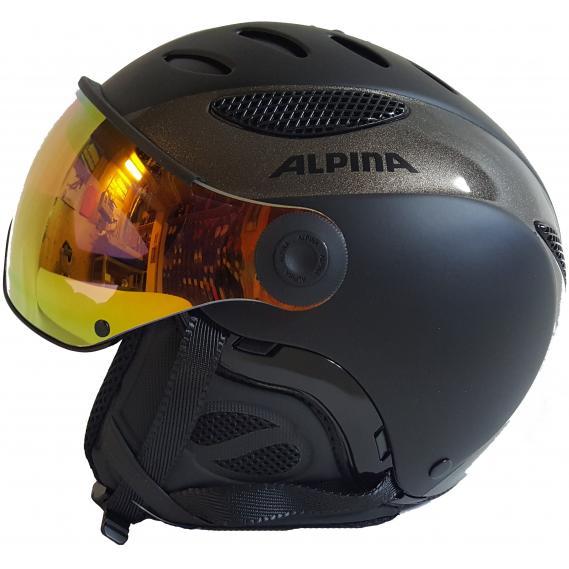 Skihelm Alpina Jump JV QVMM