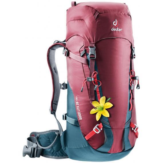 El Hiking Backpack Hiking Rucksack Touring Backpack Deuter Guide 42