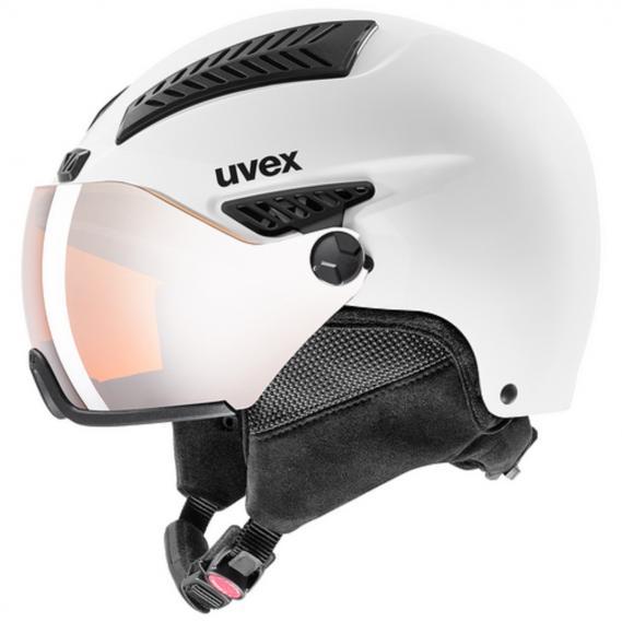 Skihelm Uvex Hlmt 600 Visor 2019/20