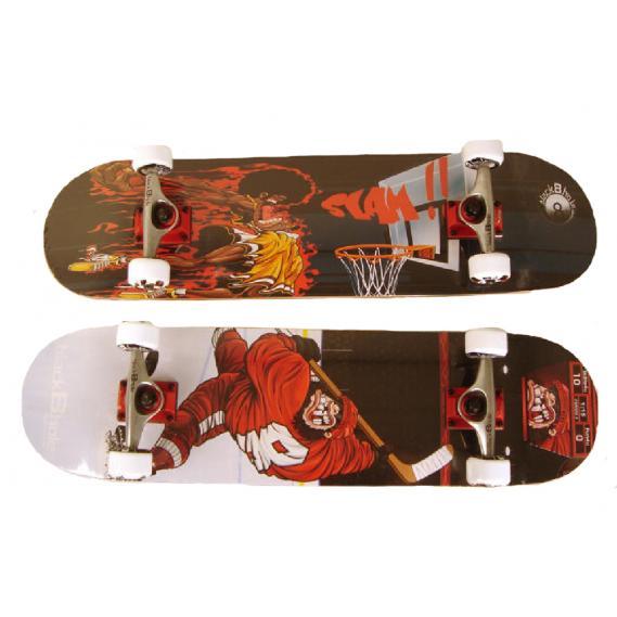 Skateboard Black8Hole Modell 3101