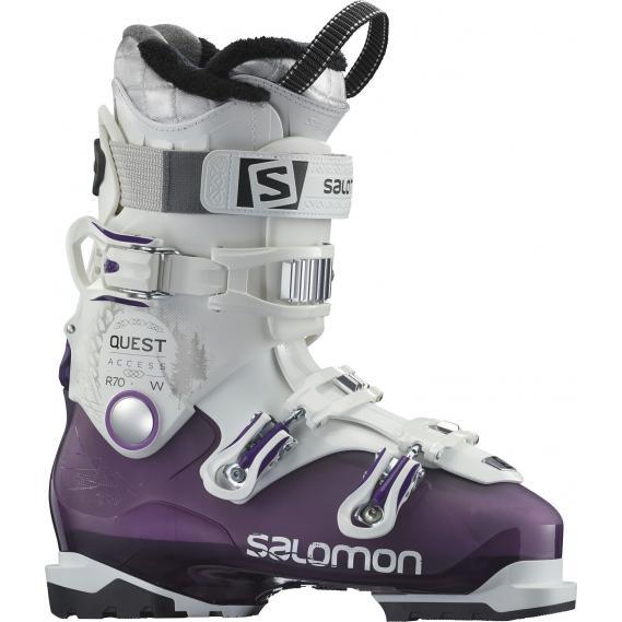 Salomon Damen Skischuh Salomon Quest Access R70 | Günstig