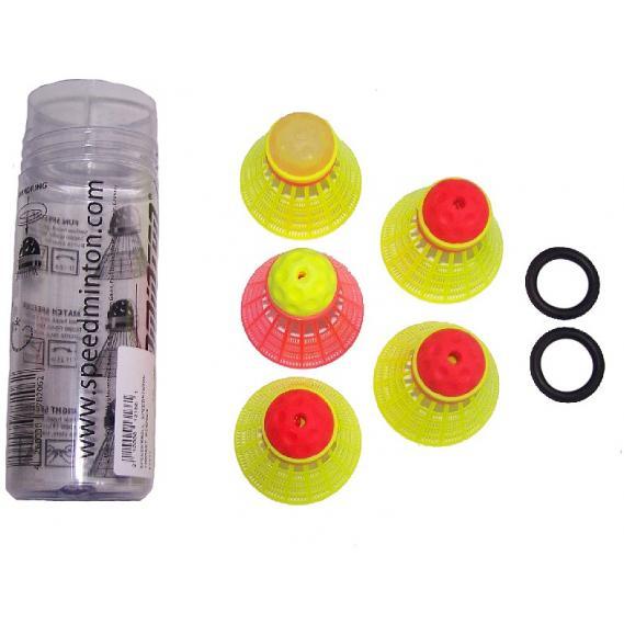 Speederball Speedminton Mixpack