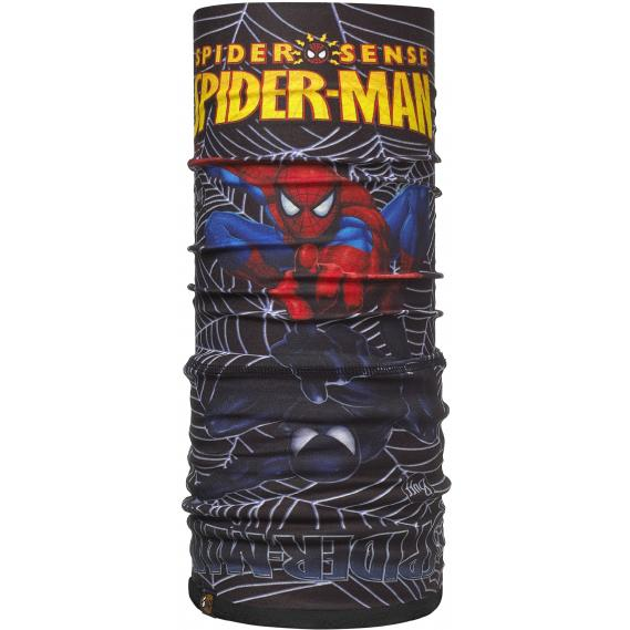 Winter Stirnband Buff Polar Superheros Venom schwarz