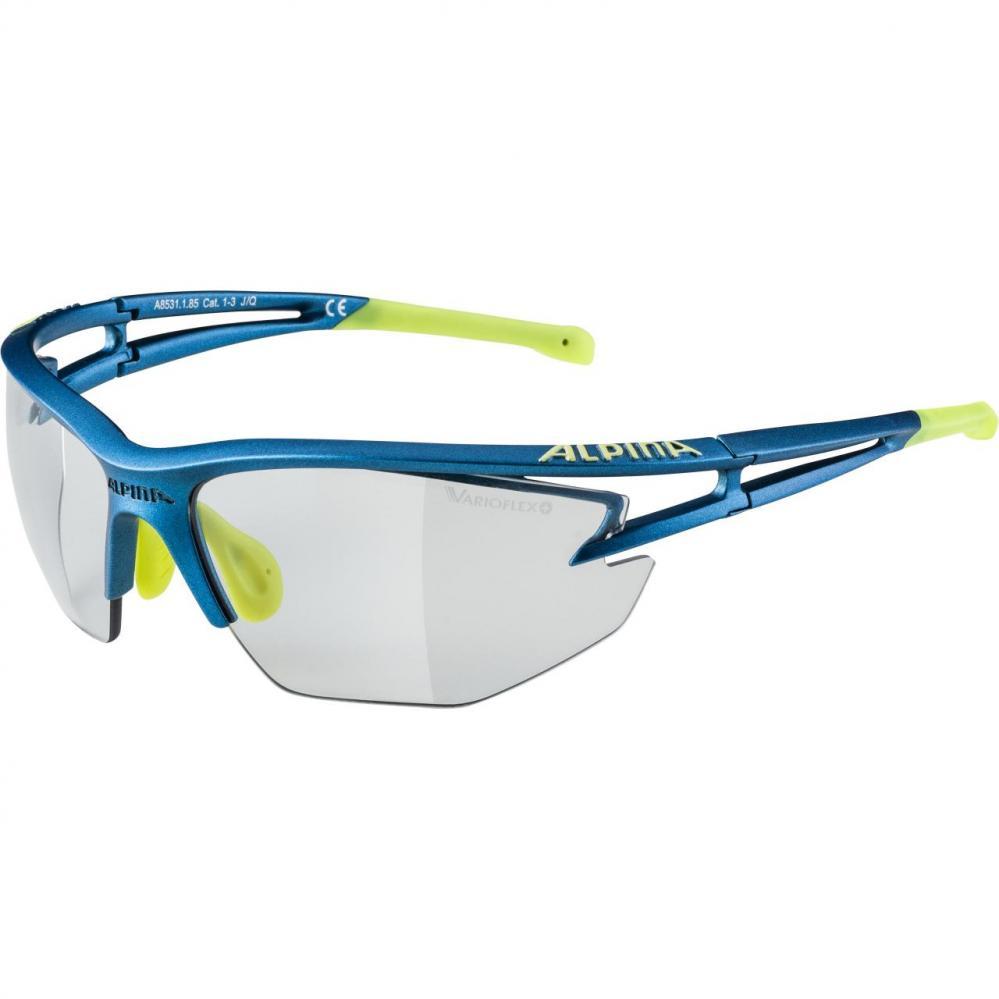 rot weiss Alpina Sportbrille  ALPINA EYE-5  Varioflex