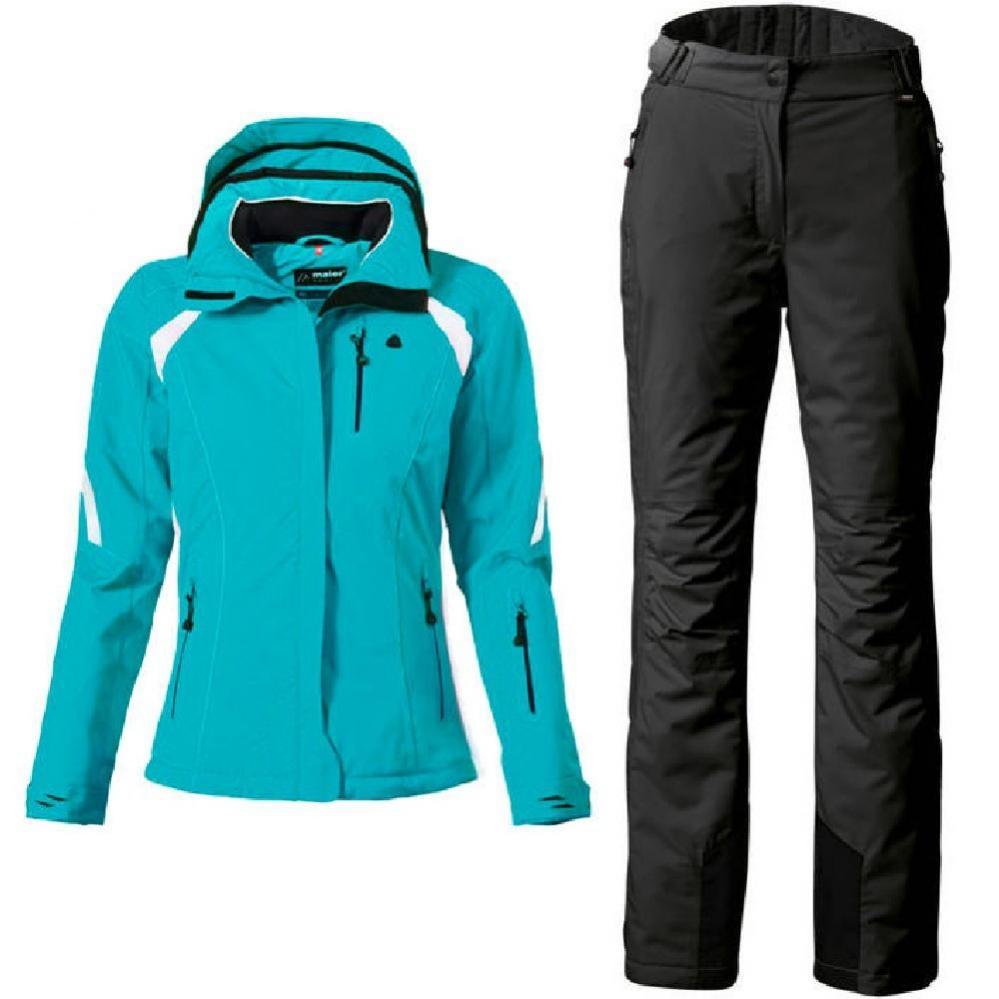 Skijacke damen maier sports