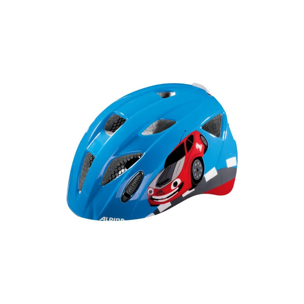 alpina youth bike helmet alpina ximo flash buy at. Black Bedroom Furniture Sets. Home Design Ideas