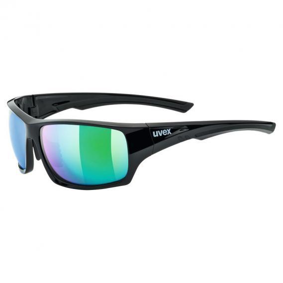 uvex sportstyle 222 pola Sportbrille Wassersport Fahrrad Sonnenbrille S530980