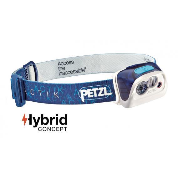 Stirnlampe Petzl Actik 2018