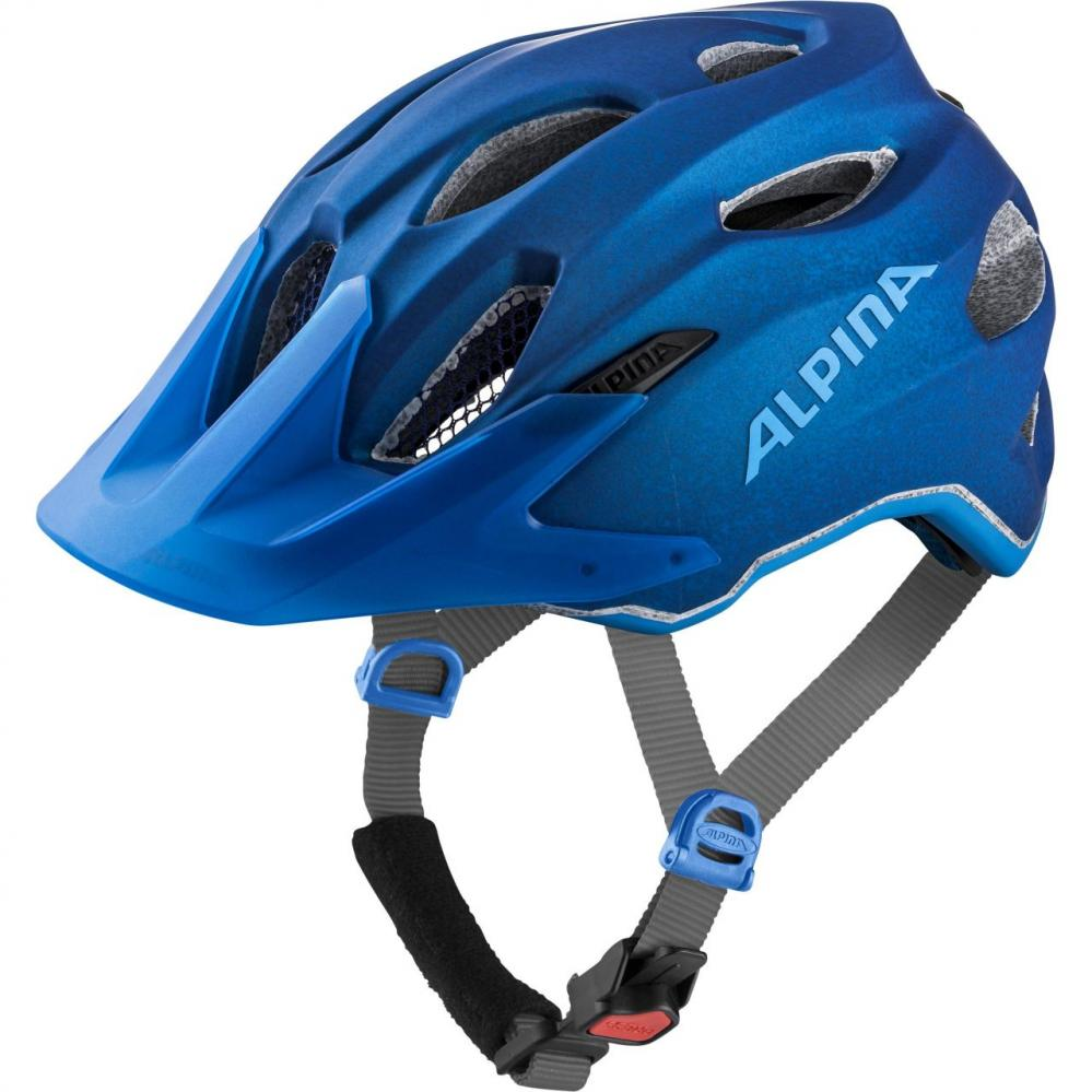 alpina youth bike helmet alpina carapax jr buy at. Black Bedroom Furniture Sets. Home Design Ideas