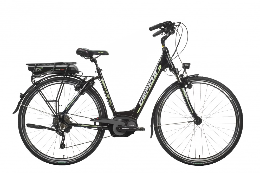 Gepida Electro Bike 28 Gepida Reptilia 1000 Slx10 2017 Buy At