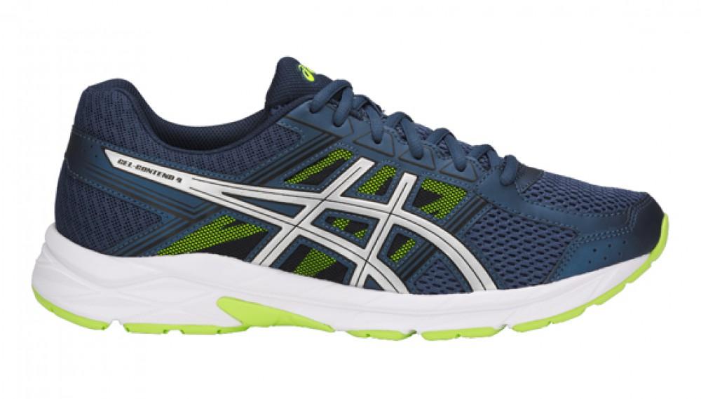 Asics Men running shoes Asics Gel Contend 4 blue white green