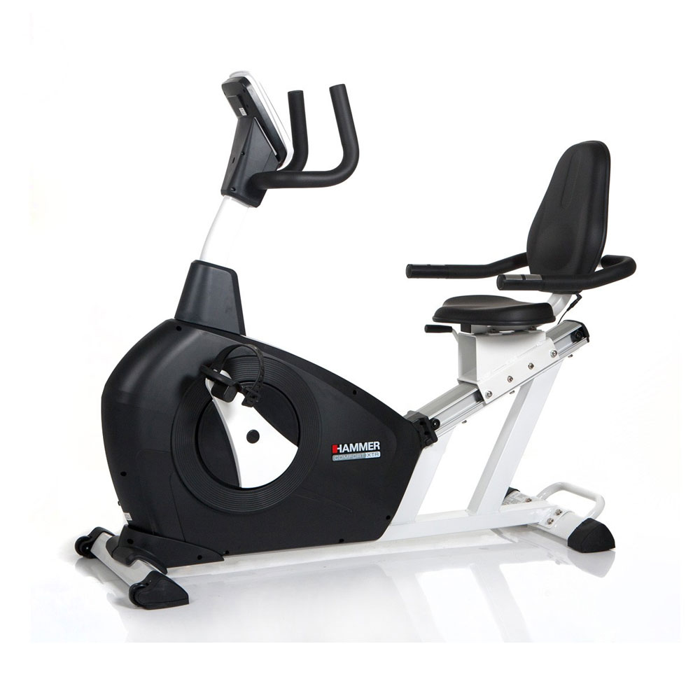 Hammer Recumbent bike Hammer Comfort XTR 2019/20 | buy at